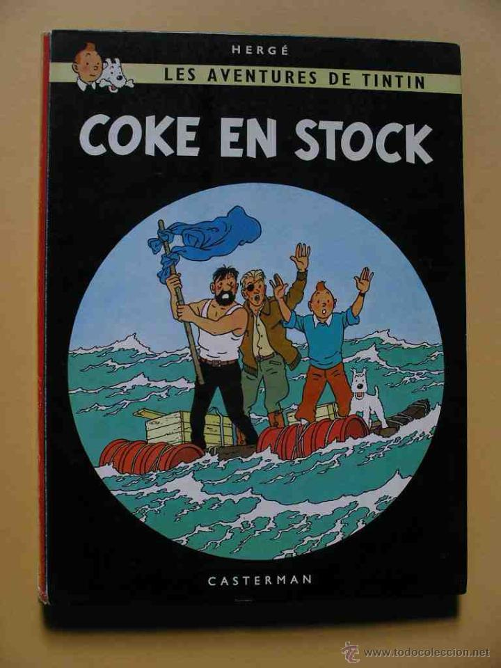 tintin coke en stock