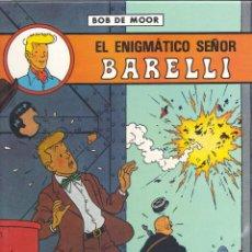 Cómics: BARELLI Nº1. JUVENTUD, 1990. DIBUJOS DE BOB DE MOOR. Lote 52616447