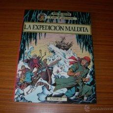 Cómics: CORI EL GRUMETE Nº LA EXPEDICION MALDITA 1ª EDICION 1989 DE JUVENTUD . Lote 52626728