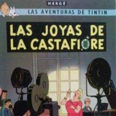 Cómics: COMIC TINTIN LAS JOYAS DE LA CASTAFLORE 1999. Lote 52844254
