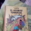 Cómics: TINTIN EL ASUNTO TORNASOL. 4ª EDICIÓN JUVENTUD 1972. Lote 52911758