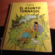 Cómics: TINTIN (EL ASUNTO TORNASOL) ED. JUVENTUD. TAPA DURA. LOMO TELA (COIB41). Lote 52971083