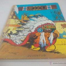 Cómics: YAKARI 1ª EDICIÓN 1979. EDITORIAL JUVENTUD. DERIB + JOB. Lote 53039187