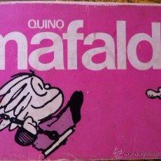 Cómics: MAFALDA TIRAS DE QUINO Nº. 4 EDITORIAL LUMEN. Lote 53164453