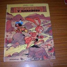 Cómics: YAKARI Nº 4 TAPA DURA EDITA JUVENTUD . Lote 53349018