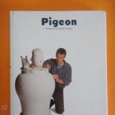 Cómics: CATALOGO PIGEON SCULPTURES DE BANDE DESSINEE 1995- TINTIN - BLAKE MORTIMER Y OTROS . MUY DIFICIL !!!. Lote 107498436