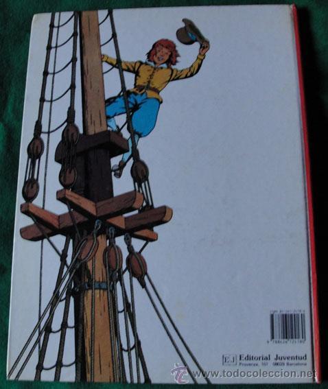 Cómics: CORI EL GRUMETE - LA EXPEDICION MALDITA - BOB DE MOOR - Primera edicion 1989 - - Foto 2 - 53774030
