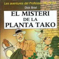 Cómics: PROFESOR PALMERA Nº 1 - EL MISTERI DE LA PLANTA TAKO - ED. JOVENTUT 1990 1ª EDICIO - RAR I DIFICIL. Lote 53869078