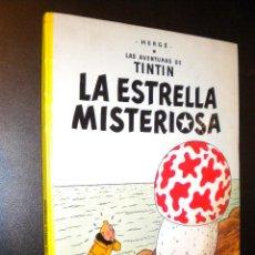 Cómics: TINTIN / LA ESTRELLA MISTERIOSA / HERGE. Lote 54097907