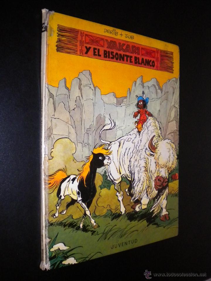 YAKARI Y EL BISONTE BLANCO / DERIB + JOB / 2 / (Tebeos y Comics - Juventud - Yakary)