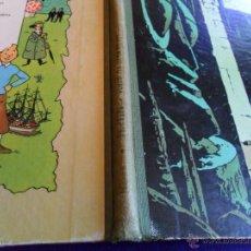Cómics: TINTÍN VUELO 714 PARA SIDNEY PRIMERA 1ª EDICIÓN 1969. JUVENTUD. BUEN ESTADO CON LETRAS EN LOMO.. Lote 54362205