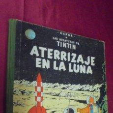 Cómics: TINTIN. ATERRIZAJE EN LA LUNA. JUVENTUD. 1967. CUARTA EDICIÓN.. Lote 54378088
