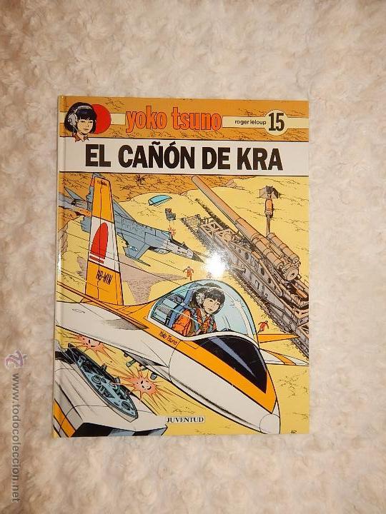 YOKO TSUNO - EL CAÑON DE KRA . 15 (Tebeos y Comics - Juventud - Yoko Tsuno)