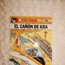 Cómics: YOKO TSUNO - EL CAÑON DE KRA . 15. Lote 54500342