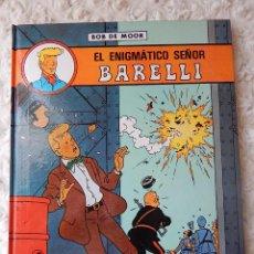 Cómics: BARELLI - EL ENIGMATICO SEÑOR BARELLI N. 1. Lote 54661332