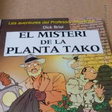 Cómics: EL MISTERI DE LA PLANTA TAKO - DICK BRIEL (1990, 1ª EDICIÓN) NUEVO, TAPA DURA. Lote 54886317