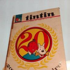 Cómics: TINTIN - LE JOURNAL DE TOUS LES JEUNES- ESPECIAL 20 ANIVERSARIO - FRANCES - Nº 78 -. Lote 55035946