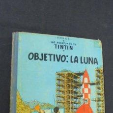 Comics : LAS AVENTURAS DE TINTIN - EDICION 1965 - JUVENTUD - . Lote 55121256