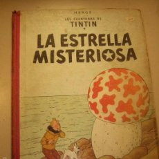 Cómics: JUVENTUD - TINTIN -LA ESTRELLA MISTERIOSA 1967. Lote 136046542