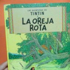 Cómics: TINTIN LA OREJA ROTA. Lote 56079880