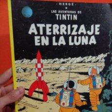 Cómics: TINTIN ATERRIZAJE EN LA LUNA. Lote 56080358