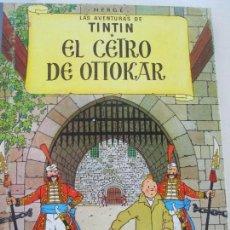 Cómics: EL CETRO DE OTTOKAR--TINTIN. Lote 56301637