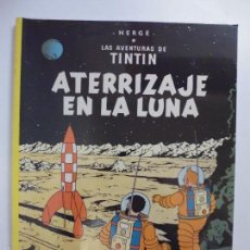 Cómics: LAS AVENTURAS DE TINTIN: ATERRIZAJE EN LA LUNA / HERGE / LAS AVENTURAS DE TINTIN. Lote 56568445