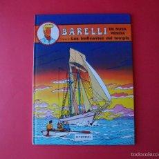 Cómics: BARELLI Nº 3 - BOB DE MOOR - TOMO 2: LOS TRAFICANTES DEL TIEMPO - 1ª ED. 1991 - JUVENTUD - MBE. Lote 56734155