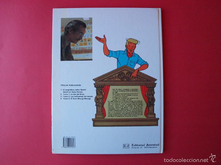 Cómics: BARELLI Nº 3 - BOB DE MOOR - TOMO 2: LOS TRAFICANTES DEL TIEMPO - 1ª ED. 1991 - JUVENTUD - MBE - Foto 5 - 56734155
