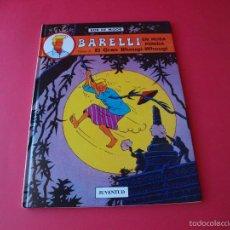 Cómics: BARELLI Nº 4 - BOB DE MOOR - TOMO 3: EL GRAN BHOUGI-WHOUGI - 1ª ED. 1991 - JUVENTUD - MBE. Lote 56734372