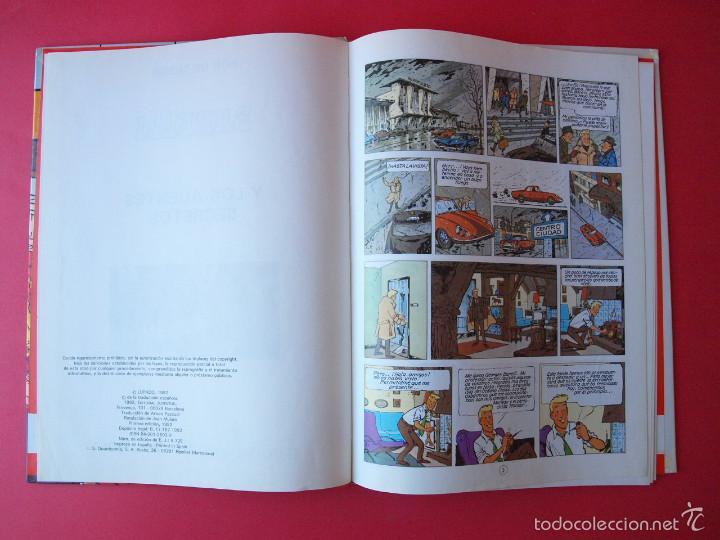 Cómics: BARELLI Y LOS AGENTES SECRETOS - Nº 5 - BOB DE MOOR - 1ª ED. 1992 - JUVENTUD - BE - Foto 5 - 56734844