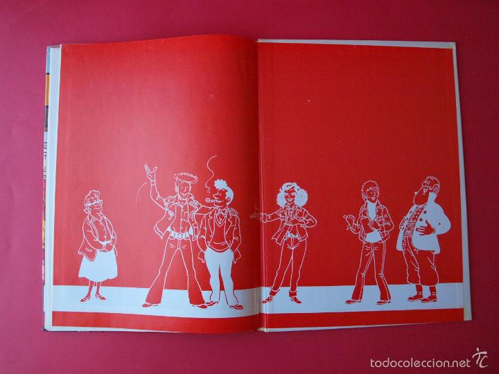 Cómics: BARELLI Y LOS AGENTES SECRETOS - Nº 5 - BOB DE MOOR - 1ª ED. 1992 - JUVENTUD - BE - Foto 7 - 56734844