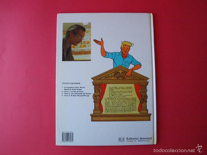 Cómics: BARELLI Y LOS AGENTES SECRETOS - Nº 5 - BOB DE MOOR - 1ª ED. 1992 - JUVENTUD - BE - Foto 8 - 56734844