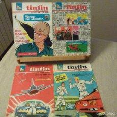 Cómics: SEMANARIO TINTÍN - ZENDRERA - 1968 - NÚMEROS 13 , 24 , 38 , 40. Lote 86408283