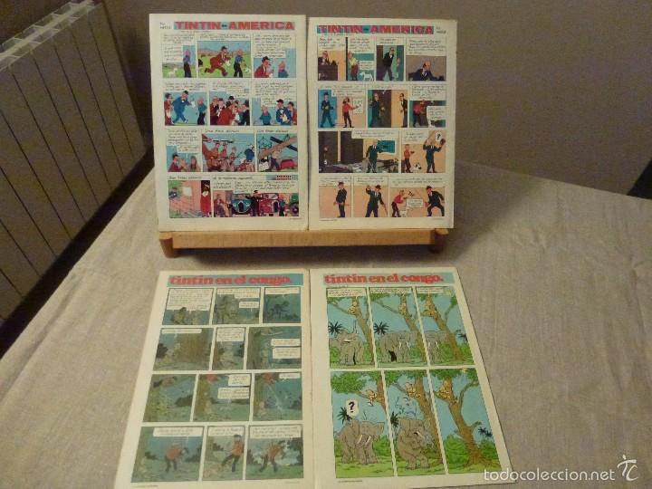 Cómics: SEMANARIO TINTÍN - ZENDRERA - 1968 - NÚMEROS 13 , 24 , 38 , 40 - Foto 2 - 86408283