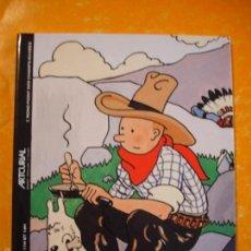 Cómics: CATALOGO SUBASTA HERGE - TINTIN . ARTCURIAL 2 DE JUNIO DE 2012 .. Lote 77423477