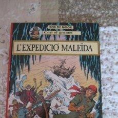 Cómics: CORI EL GRUMET - L´EXPEDICIO MALEIDA - CATALA. Lote 57441115