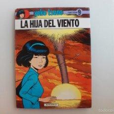 Cómics: LA HIJA DEL VIENTO, YOKO TSUNO, NÚM 9, ED. JUVENTUD 1989. Lote 57589229