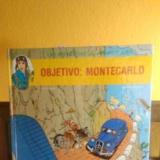 Cómics: LAS AVENTURAS DE JANUARY JONES. OBJETIVO MONTECARLO. JUVENTUD. Lote 70446762