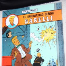 Cómics: EL ENIGMÁTICO SEÑOR BARELLI (BOB DE MOOR) Nº 1, ED. JUVENTUD (EXCELENTE PRECIO) -. Lote 57892286