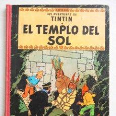 Cómics: TINTIN EL TEMPLO DEL SOL.. Lote 58125328