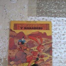 Cómics: YAKARI Y NANABOZO N. 4. Lote 58345589