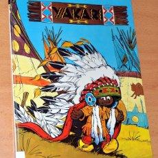 Cómics: CÓMIC TAPA DURA: YAKARI - Nº 1 - DE DERIB Y JOB - EDITORIAL JUVENTUD - 1ª EDICIÓN - AÑO 1979. Lote 58369183