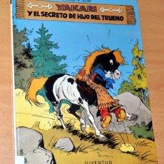 Cómics: YAKARI - Nº 6 - Y EL SECRETO DE HIJO DEL TRUENO - DE DERIB Y JOB - EDIT. JUVENTUD - 1ª EDICIÓN 1981. Lote 58369272
