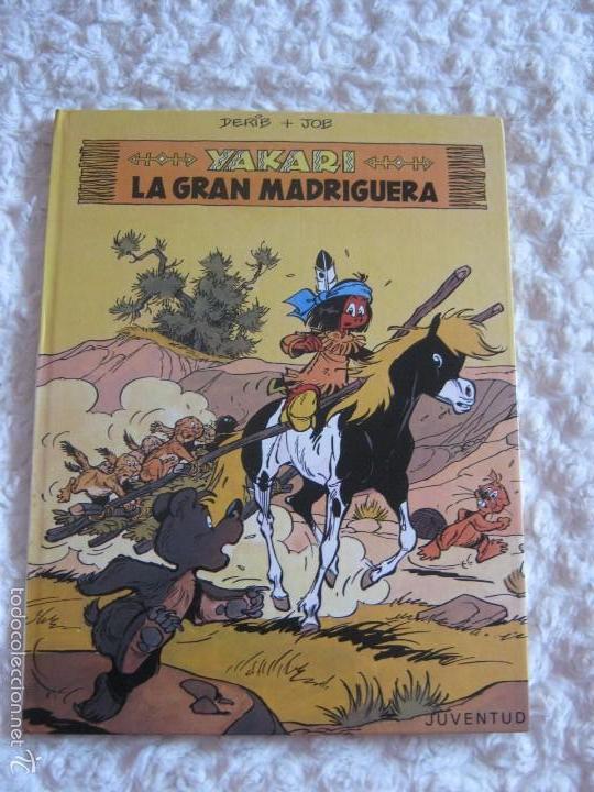 YAKARI- LA GRAN MADRIGUERA N. 10 (Tebeos y Comics - Juventud - Yakary)