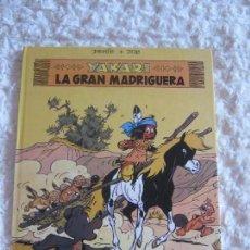 Cómics: YAKARI- LA GRAN MADRIGUERA N. 10. Lote 58405388