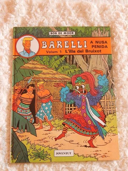 BARELLI A NUSA PENIDA - VOLUM.1 L´ILLA DEL BRUIXOT N.2 -CATALA (Tebeos y Comics - Juventud - Barelli)
