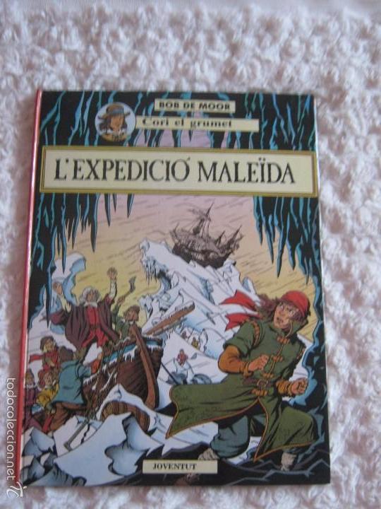 CORI EL GRUMET - L´EXPEDICIO MALEIDA - CATALA (Tebeos y Comics - Juventud - Cori el Grumete)