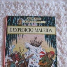 Cómics: CORI EL GRUMET - L´EXPEDICIO MALEIDA - CATALA. Lote 58408818