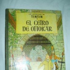 Cómics: TINTIN EL CETRO DE OTTOKAR SEGUNDA EDICION 1964. Lote 58422239